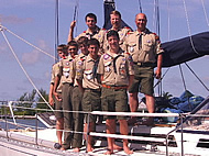 Boy Scout Troop 451, Parkton. MD