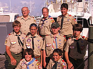 Boy Scout Troop 451, Parkton, MD