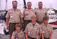 Boy Scout Troop 530, Centerville. OH