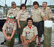 Boy Scout Troop 610, Valrico, Fl.